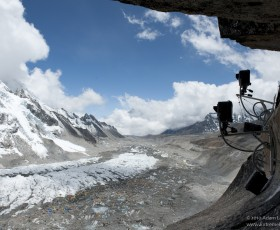 Ice Flows: What do 28,000 time-lapse photos tell us about glaciers?